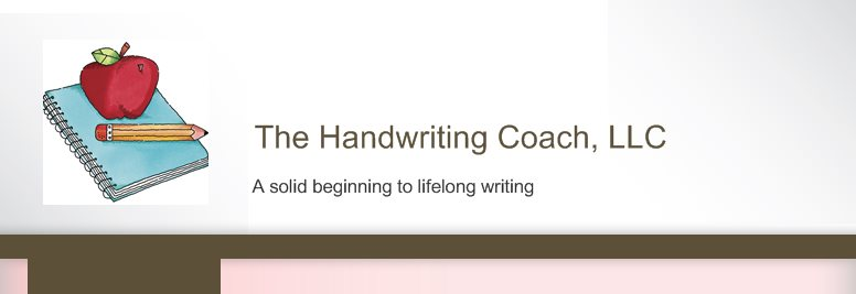 The Handwriting Coach, LLC - A solid beginning to lifelong writing